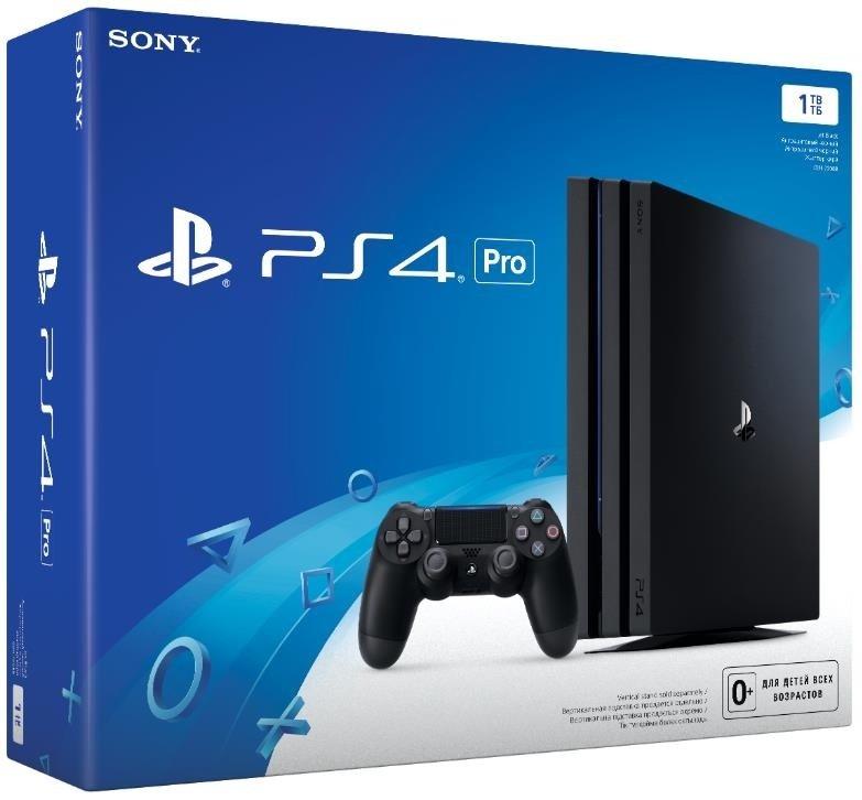 PlayStation 4 —игровая консоль